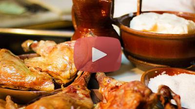 Video cordero Madrid del Restaurante Asador El Molino Madrid Plaza de Castilla