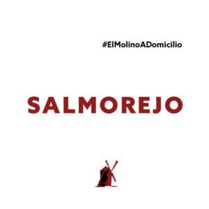 Salmorejo para recoger y a domicilio Madrid | Restaurante Asador El Molino