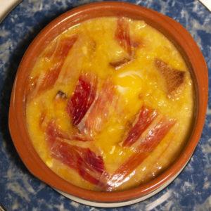 Sopa castellana para recoger y a domicilio Madrid | Restaurante Asador El Molino