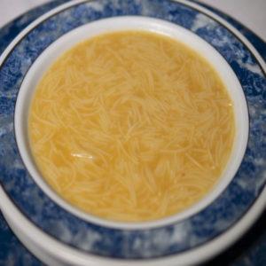 Sopa de cocido para recoger y a domicilio Madrid | Restaurante Asador El Molino